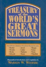 Treasury of the World's Great Sermons, Warren W. Wiersbe, Paper Back